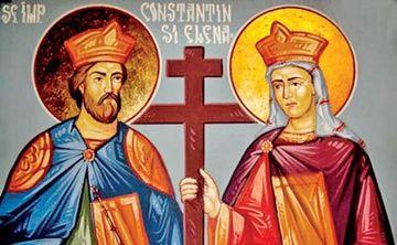 Sfintii Constantin și Elena. Ce să faci pentru fericire, bani, dorințe grabnic îndeplinite