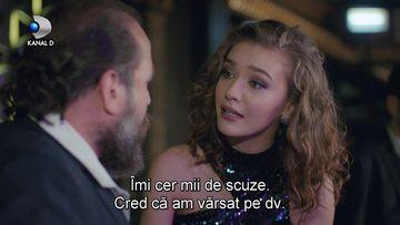 """Deniz, in pericol de moarte! Afla cum va reactiona Rahmet si ce masuri va lua pentru a-si salva iubita, in aceasta seara, intr-un nou episod din """"Povestea noastra"""", de la ora 20:00, la Kanal D!"""