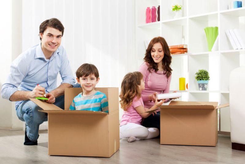 o casa pentru fiecare familie