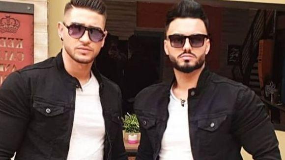 Fotografia care a incins internetul! Jador si Mocanu s-au dezbracat si au postat poza pe internet
