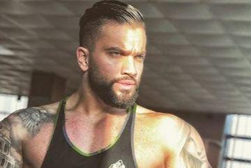 """Andy, fostul concurent de la """"Puterea dragostei"""", schimbare spectaculoasa de look! Iata cum s-a tuns si unde a ales sa isi faca noul tatuaj!"""