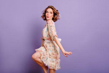 Dă frâu liber imaginației cu un tipar de rochie potrivit