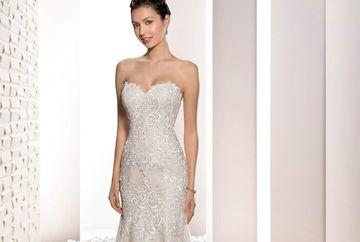 Sfaturi privind alegerea corectă a unei rochii de mireasă tip sirenă