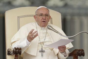 Papa în Romania 2019. Ce mesaj a transmis Papa Francisc pe rețelele de socializare înainte de venirea în România