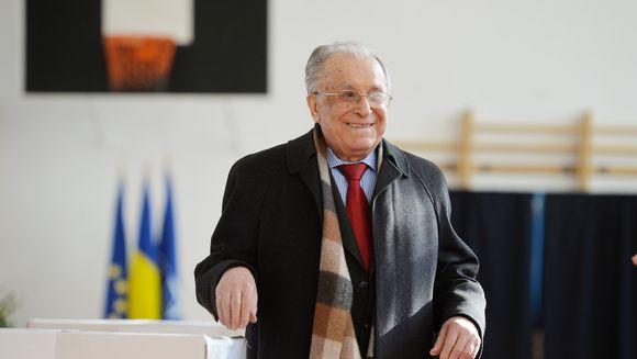 ULTIMA ORA! Ion Iliescu, în stare foarte gravă la spital!
