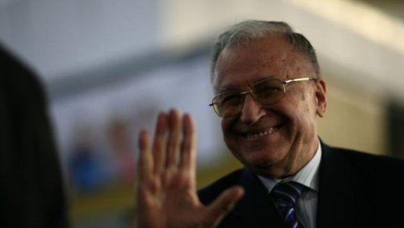 Ultimă oră! Ce se întâmplă cu Ion Iliescu la Spitalul Elias din București