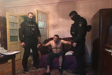 Ucigaşul poliţistului din Timiş a fost prins. VIDEO - Cum l-au gasit cei de la SIAS