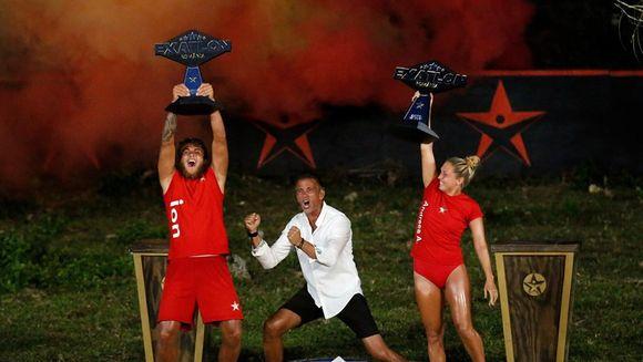 Andreea Arsine si Ion Surdu sunt castigatorii Exatlon Romania sezon 3!