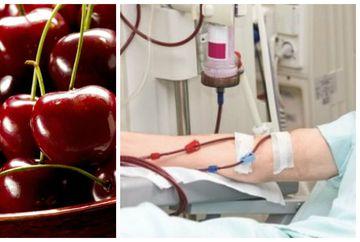 Patru ieseni internati in spital dupa ce au mancat cirese. Doi pacienti sunt in stare grava