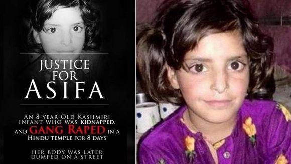 O fetita de opt ani a fost ucisa dupa opt zile de tortura si violuri