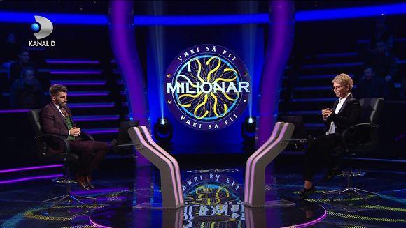 """Declaratie inedita a unui concurent la """"Vrei sa fii milionar?"""", in aceasta seara, de la ora 23:00"""