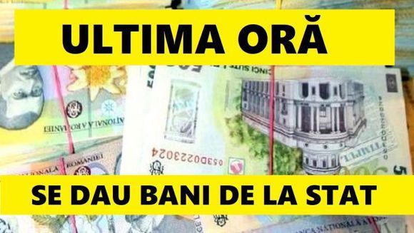 Bani gratis pentru mii de români! Cine va avea parte de ajutor: Sprijin important din partea Comisiei Europene