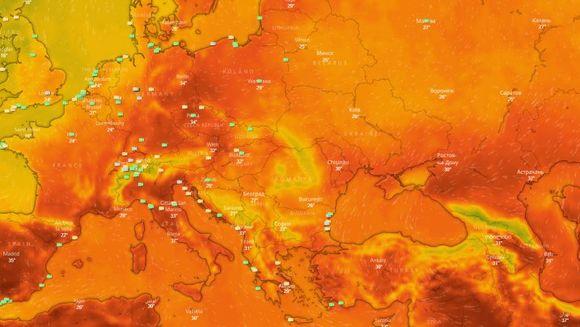 Vremea. Prognoza meteo România 17 - 30 iunie 2019
