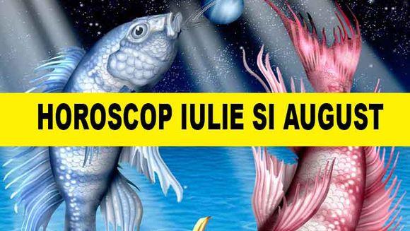 Horoscop Iulie si August pentru Toate Zodiile – Momente unice și evenimente la care nu ne așteptam