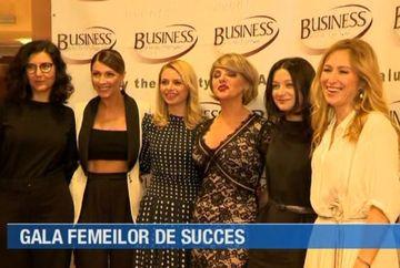 """Vedetele Kanal D au stralucit la """"Gala femeilor de succes"""""""