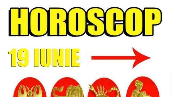 Horoscop zilnic 19 iunie: Ele sunt zodiile care vor avea noroc cu CARUL