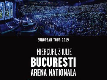 Ed Sheeran - primul mega-concert in Romania