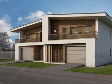 Patru lucruri pe care trebuie sa le stiti despre un proiect de casa duplex