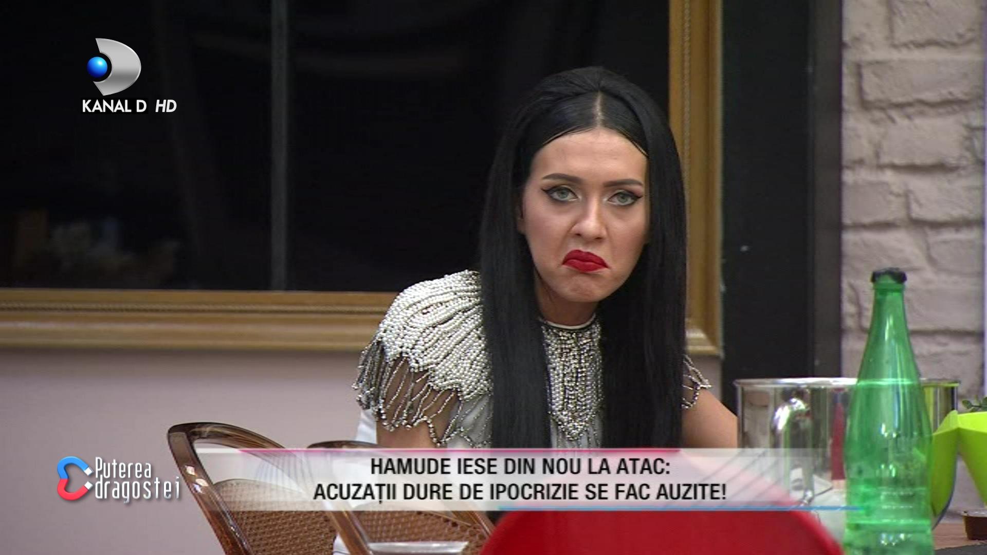 Hamude iese la atac! Ce a putut sa spuna despre Bianca: ''O pupati in c** incontinuu cand niciunul nu o...''