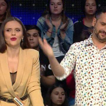 Madalin Ionescu si Cristina Siscanu vin chititi sa umfle banu'! Urmariti o edite plina de premii, DUMINICA, de la 20:00, pe Kanal D