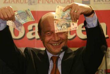 Ce pensie are Traian Basescu? Uite cati bani primeste pe luna fostul presedinte
