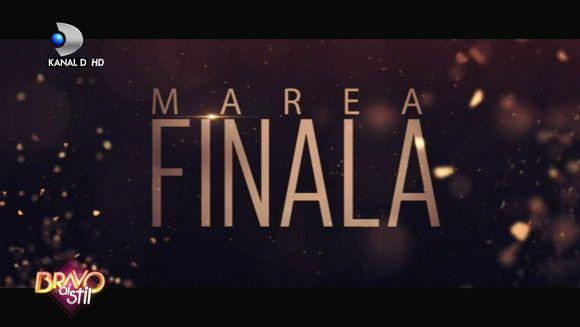 Nu rata Marea Finala ''Bravo, ai stil''! Fii primul care afla numele celei mai stilate femei din Romania! SAMBATA, de la 22:00, in DIRECT, pe Kanal D