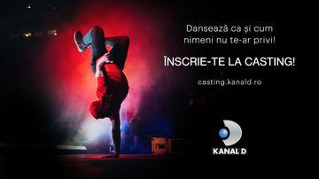 Kanal D le aduce telespectatorilor, din toamna, cea mai electrizanta competitie a dansului!