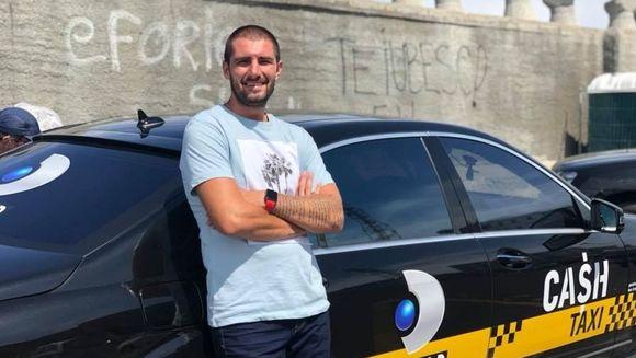 "Catalin Cazacu, proba de foc la Bacalaureat: ""Timp de 45 de minute, cat am jucat, nu am atins mingea!"""