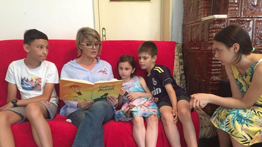 Emotii uriase pentru Silvia Ionita! Vedeta Kanal D s-a aflat in mijlocul copiilor, la SOS Satele Copiilor Romania