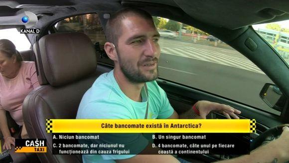 "Noul sezon al show-ului ""Cash Taxi"" incepe ASTAZI, 3 iulie, la ora 23.00, la Kanal D!"