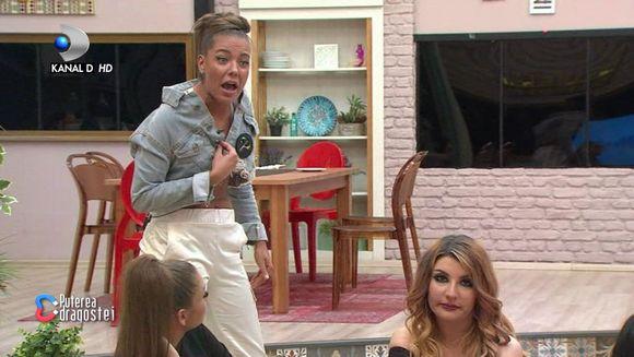 Roxana a cedat nervos! Iata cum a reactionat concurenta la sugestia lansata de Deea si Thalida de a mai da o sansa relatiei cu Mocanu!