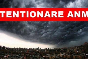 Atentionare ANM de ultimă oră! Vremea se schimbă radical