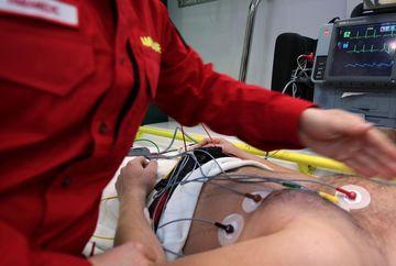 EKG-ul: ce este electrocardiograma si cand se recomanda?