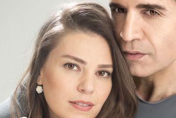 """Un nou sezon """"Mireasa din Istanbul"""", din 22 iulie, la Kanal D!Ozcan Deniz si Asli Enver, actorii care interpreteaza rolurile principale in aceasta productie de succes, sunt gata de reintalnirea cu publicul din Romania!"""