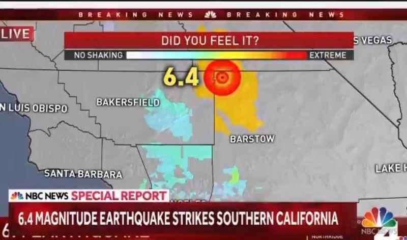 cutremur america