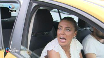 Roxana, decizie radicala! Ajunsa in pragul disperarii, concurenta si-a facut bagajele si a plecat din emisiune! Iata cum a reactionat la sugestia Andreei Mantea de a ramane!