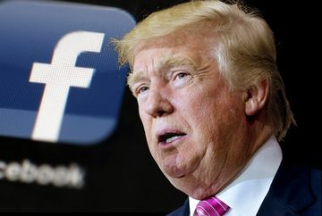 Lovitură cruntă pentru Facebook! Trump a luat o decizie socanta