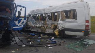 Apel disperat pentru sânge după cumplitul accident din Olt, soldat cu 15 victime