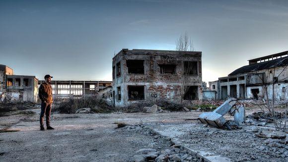 Obiect extrem de periculos de la Cernobil. Poate ucide un om de la o singura atingere