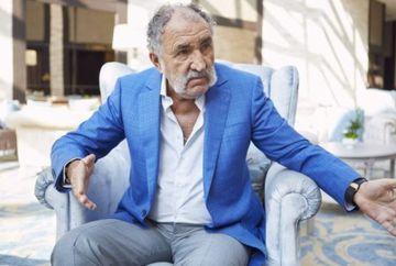 """Este rusinea natiunii noastre"".  Ion Tiriac, mesaj dur catre guvernanti"
