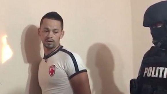 Video impresionant! Cum au rezolvat politistii romani in 2 minute una din cele mai mari anchete ale politiei britanice. Marturisirea crimei filmata