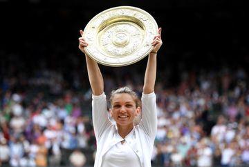 Halep s-a îmbogățit! Câți bani a câștigat după finala de la Wimbledon