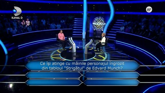 Teo Trandafir te invita la o noua editie ''Vrei sa fii milionar?'', in aceasta seara, de la 23:00, pe Kanal D!
