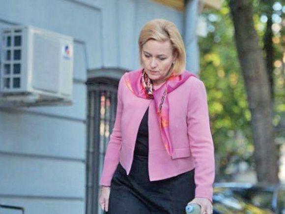 """Carmen Dan și-a dat demisia din funcția de ministru de Interne"""" """"Plec cu fruntea sus"""""""
