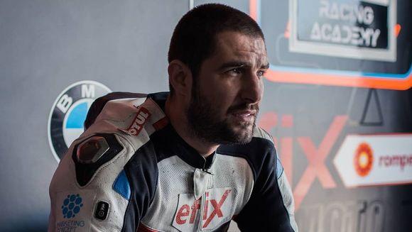 """Catalin Cazacu, prezentatorul emisiunii """"Cash Taxi"""", a vazut moartea cu ochii, sambata, in timpul unui antrenament inainte de cursa de calificari din Campionatul National MotoRC"""