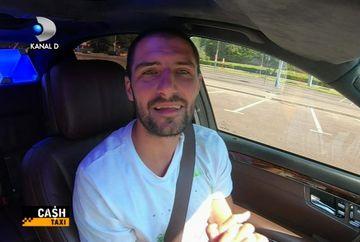 """Catalin Cazacu vine cu premii si distractie pentru pasageri isteti si glumeti, in aceasta seara, intr-o noua editie de senzatie """"Cash Taxi"""", de la ora 23:00, la Kanal D!"""