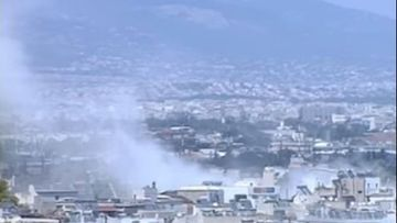 VIDEO Un cutremur puternic a zguduit Atena! Mii de oameni au ieșit pe străzi