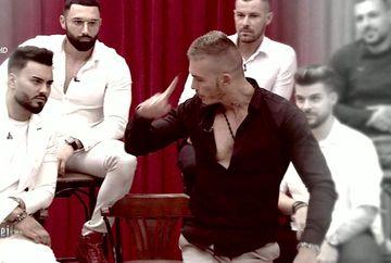 """Momente tensionate in Gala """"Puterea dragostei""""! """"Eu v-am spus ca e violent baiatul asta! Nu se poate controla!"""" Jador si Rusu ajung la amenintari! Afla ce se va intampla intre cei doi, ASTAZI, de la ora 15:30, la Kanal D"""