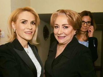 E scandal in PSD! Gabriela Firea iese la atac: lovitura sub centura pentru Viorica Dancila
