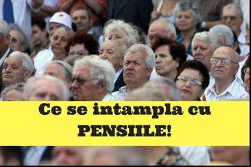 Vesti BOMBA! Ce beneficiu URIAS vor avea pensionarii incepand din 2021